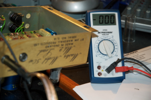 2204 and Multimeter