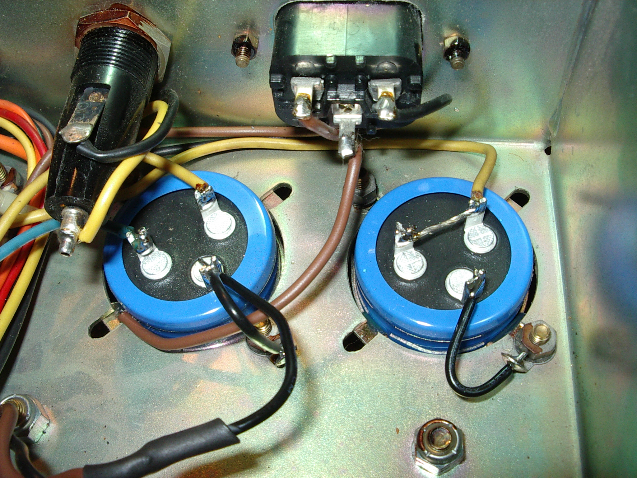 Hot Bottles | A blog about tube-based guitar amplifiers, and