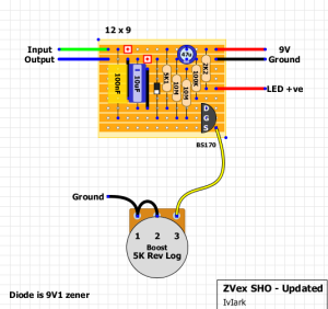 ZVex SHO Updated - from Zach schematic-762360