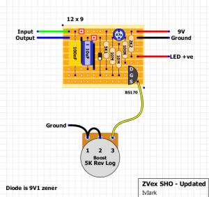 ZVex SHO Updated - from Zach schematic-762360