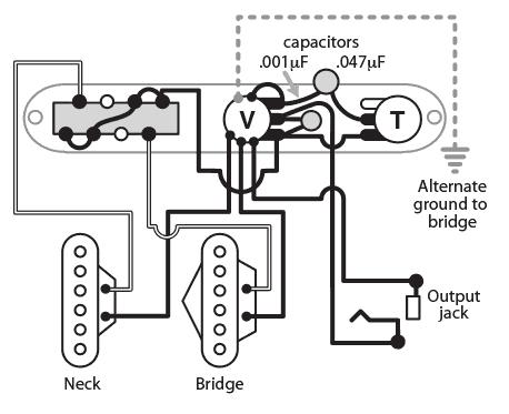 Fender 3 Way Switch Wiring Diagram - Somurich.com